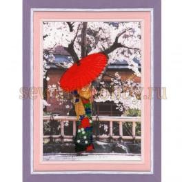 РТ-098 Пышное цветение сакуры